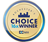 D&C Rochester Choice Award