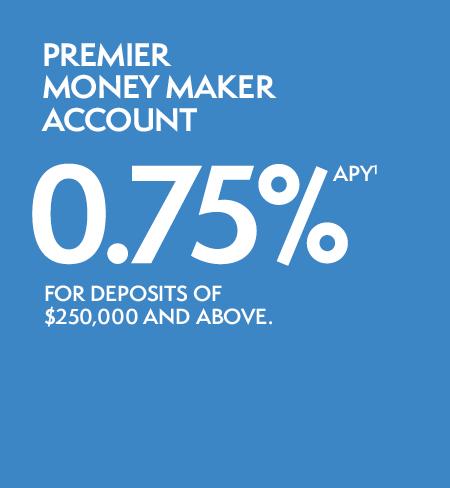 Premier Money Maker Accounts Esl Federal Credit Union
